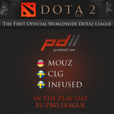 Mouz, CLG and Infused!