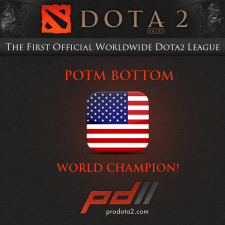 Potm Bottom crowned the king of PD2!